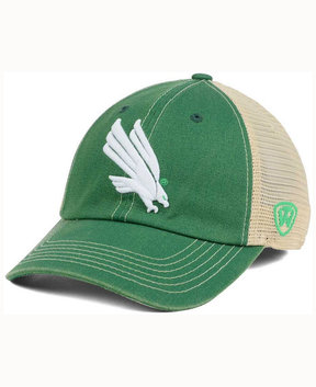 Top of the World North Texas Mean Green Wicker Mesh Cap