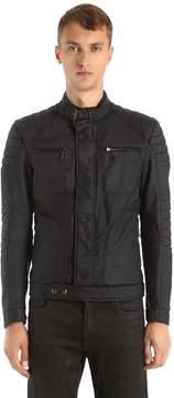 Belstaff New Waybridge Cotton Biker Jacket