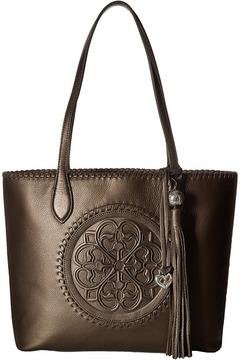 Brighton Gabriella Medallion Tote Tote Handbags