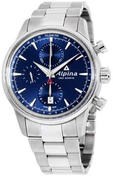 Alpina Alpiner AL750N4E6B Stainless Steel Automatic 42mm Mens Watch