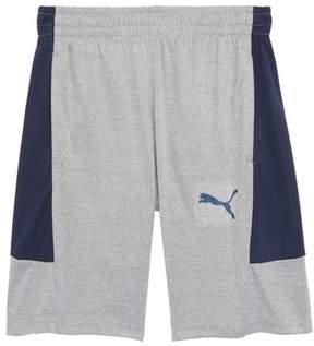 Puma Performance Colorblock Shorts