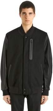 Nike Ess Destroyer Wool Blend Jacket