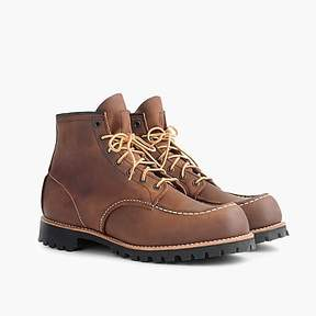 J.Crew Red Wing® for Roughneck Boots