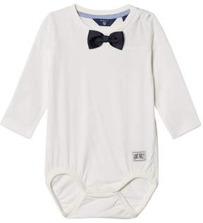 Gant Off-White Bow Tie Body