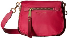 Marc Jacobs Trooper Small Nomad Handbags - HIBISCUS - STYLE
