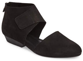 Eileen Fisher Calia Ankle Cuffed Flat