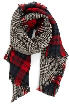 BP Women's Reversible Scarf