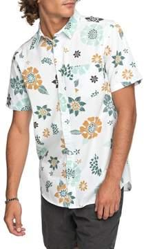 Quiksilver Sunset Floral Woven Shirt