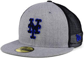 New Era New York Mets New School Mesh 59FIFTY Fitted Cap