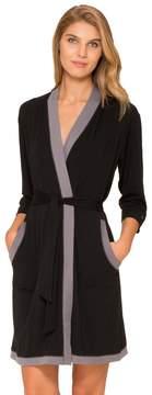 Cuddl Duds Women's Pajamas: Essentials Wrap Robe