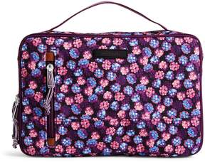 Vera Bradley Large Blush & Brush Case