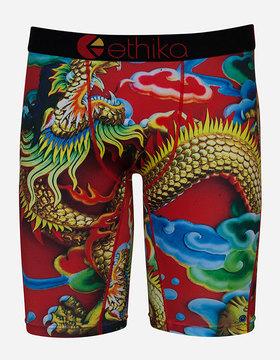 Ethika Red Dragon Staple Boys Underwear