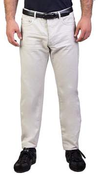 Christian Dior Men's Straight Fit Chino Pants Taupe.