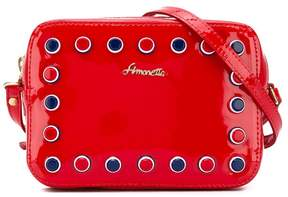 Simonetta studded shoulder bag