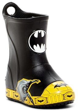 Crocs Bump It Batman Boot (Toddler Boy & Little Kid)