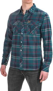 Hippy-Tree HippyTree Watson Flannel Shirt - Long Sleeve (For Men)