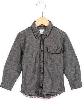 Little Marc Jacobs Boys' Chambray Button-Down Shirt