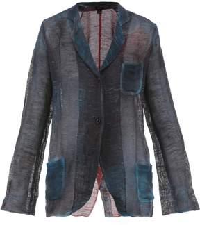 Avant Toi Linen And Cotton Jacket