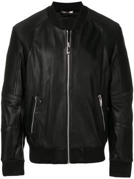 Philipp Plein Dali bomber jacket