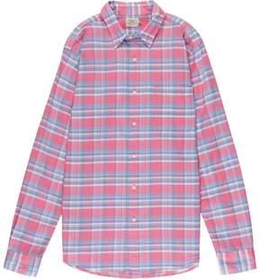Faherty Summer Blend Ventura Shirt