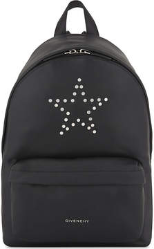 Givenchy Star leather backpack
