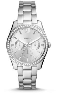 Fossil Scarlette Multifunction Stainless Steel Watch