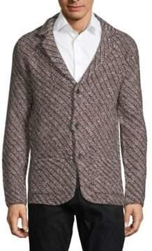 Scotch & Soda Textured Knit Blazer