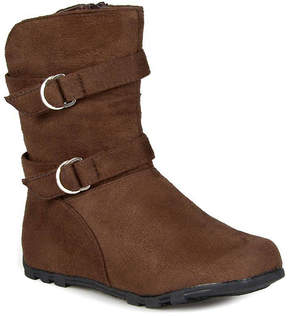 Journee Collection Brown Roxo Boot