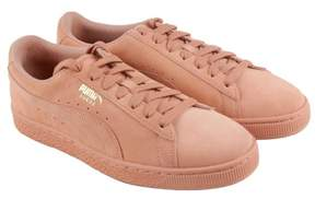 Puma Classic Tonal Muted Clay Mens Lace Up Sneakers