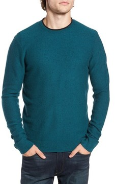 1901 Men's Nep Wool & Cashmere Sweater