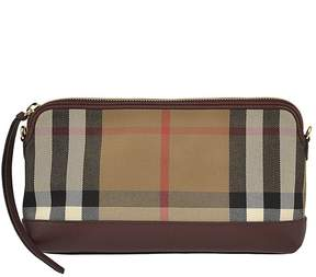 Burberry Abingdon Small Bag - MAHOGANY RED - STYLE