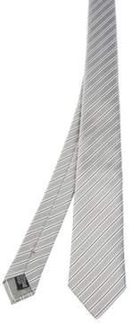 Armani Collezioni Men's Grey Silk Tie.
