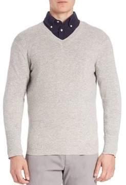 Façonnable Cashmere Knit Pullover