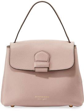 Burberry Small Calf Leather Handbag, Pink