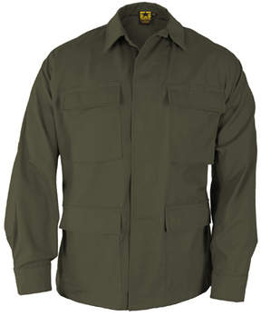 Propper Men's BDU 4-Pocket Coat Cotton Long