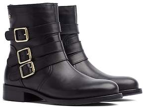 Tommy Hilfiger Buckle Moto Boot