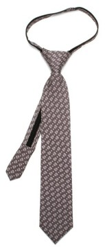 Cufflinks Inc. Boy's Cufflinks, Inc. 'Star Wars(TM) - Vader Dot' Silk Tie