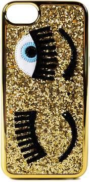 Chiara Ferragni Winking Iphone 6/7 Case