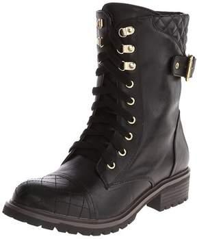 XOXO Women's Jendon Combat Boots.