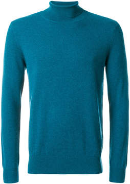 Laneus turtleneck jumper