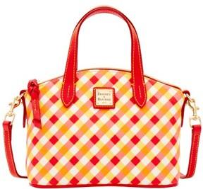 Dooney & Bourke Elsie Ruby Bag Top Handle Bag - ORANGE YELLOW - STYLE