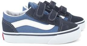 Vans Blue Old Skool V Trainers