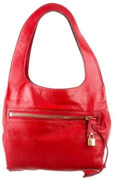 Tom Ford Leather Flat Tote