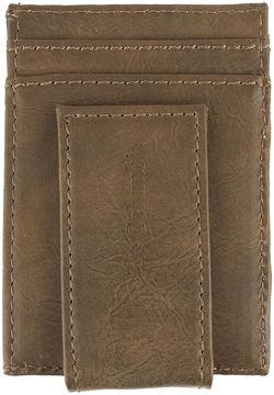 Columbia Money Clip Front Pocket Wallet