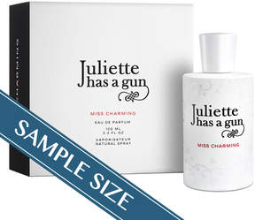 Juliette Has a Gun Sample - Miss Charming EDP by 0.7ml Fragrance)