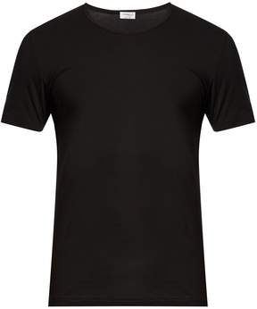 Zimmerli Pure Comfort stretch-cotton T-shirt