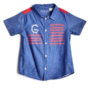 GUESS Boy's Short-Sleeve Shirt (2-7)