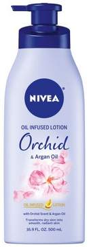 Nivea Oil Infused Lotion Orchid & Argan Oil 16.9 fl oz
