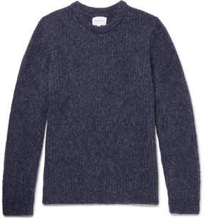 Norse Projects Arild Mélange Alpaca-Blend Sweater