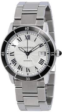 Cartier Ronde Croisiere Automatic Men's Watch
